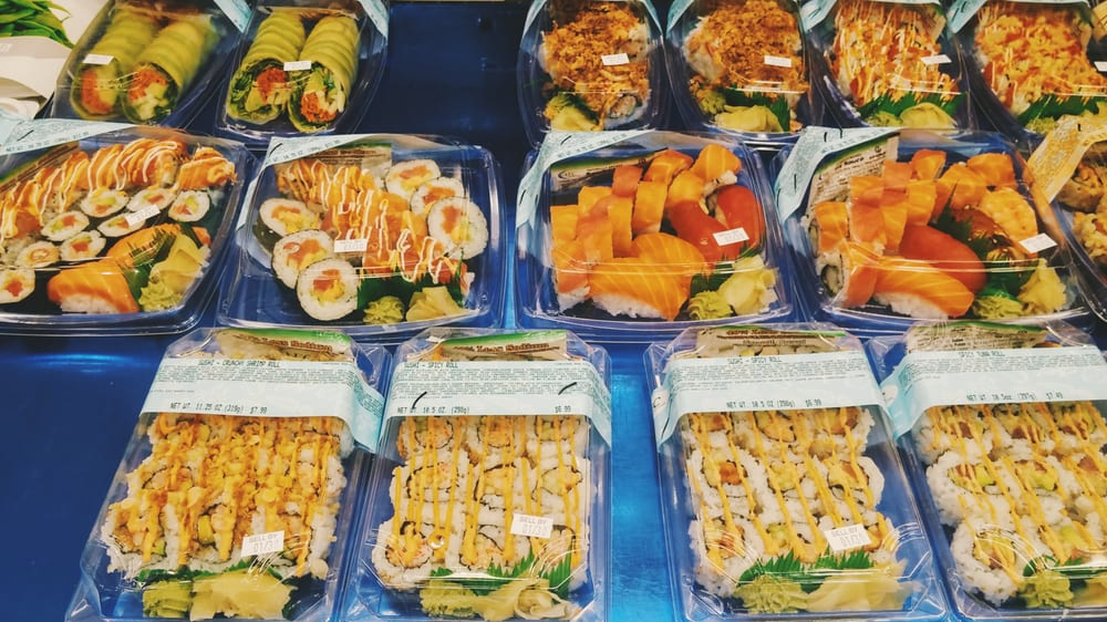 Sushi Carry Out Near Me