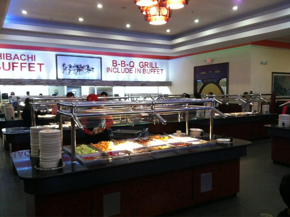 Sushi Buffet Near Me