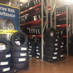 Walmart Auto Center   Auto Parts   Supplies   9570 SW Highway 200     Photo of Walmart Auto Center   Ocala  FL  United States  Lots of tires