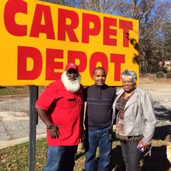 Carpet Depot   Carpet Installation   5014 Snapfinger Woods Dr     Photo of Carpet Depot   Atlanta  GA  United States  Santa comes to Carpet