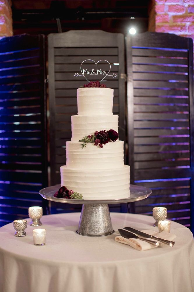 Wedding cake by The Baker s Table   Yelp Photo of The Baker s Table   Lancaster  PA  United States  Wedding cake by