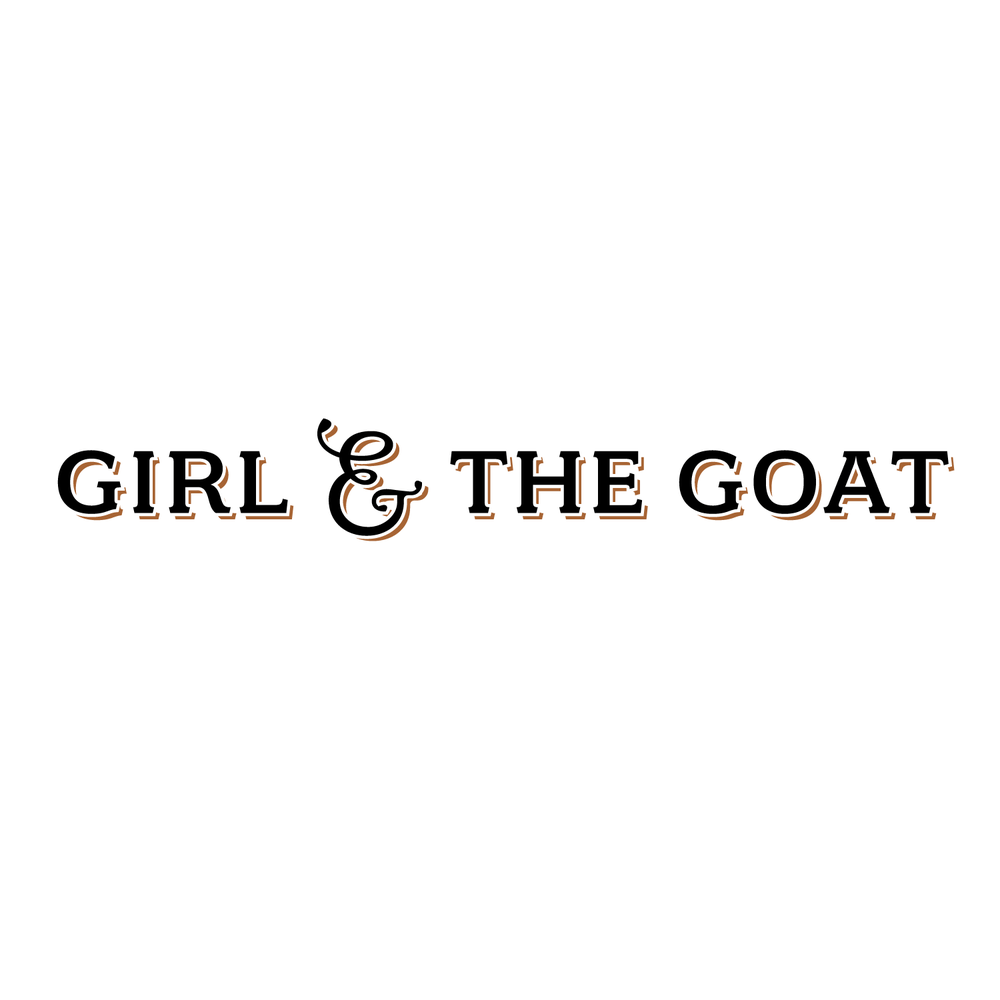 girl and the goat - 1000×1000