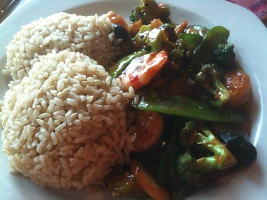 Shrimp Hunan Style Jumbo