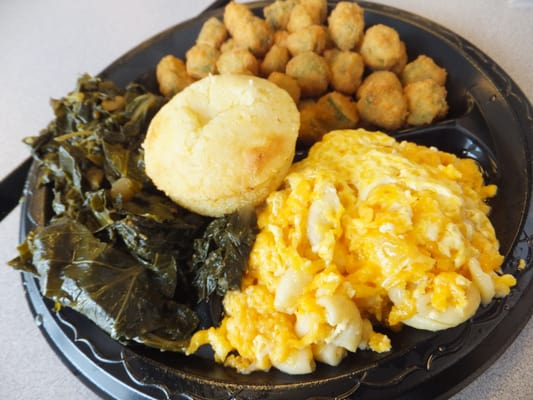 Soul Food Restaurants Near 28269