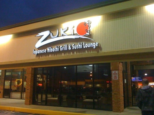Great Sushi Restaurants Near Me