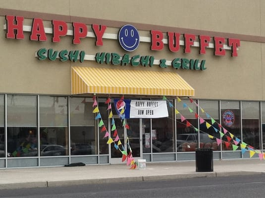 Happy Buffet Near Me
