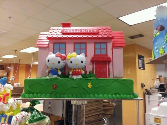 Hello Kitty Cake Yelp