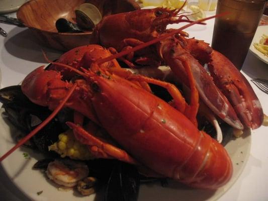 Lobster Restaurant Near Me