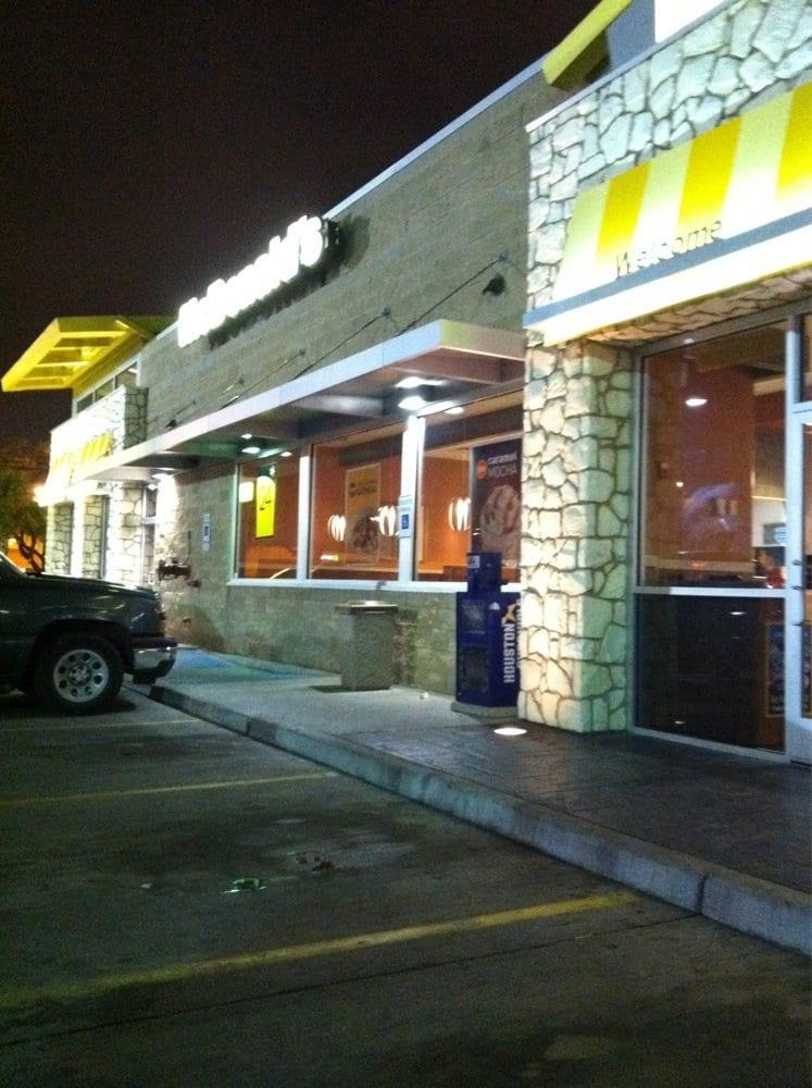Fast Food Restaurants 77024