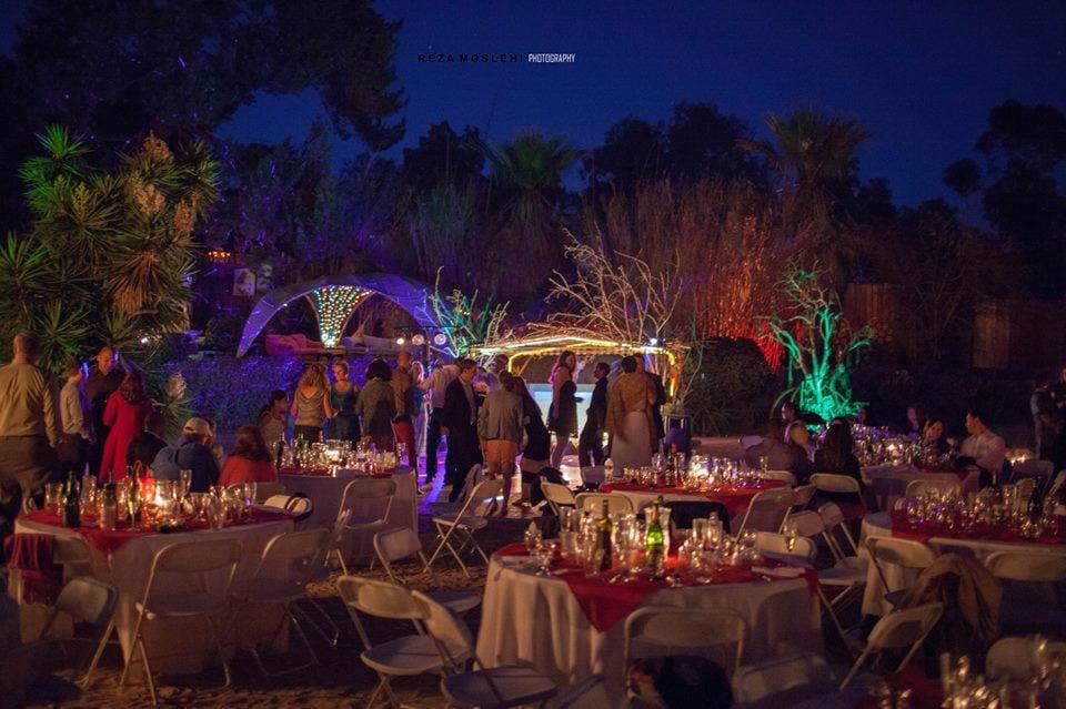 Outdoor Garden Wedding Venues Near Me