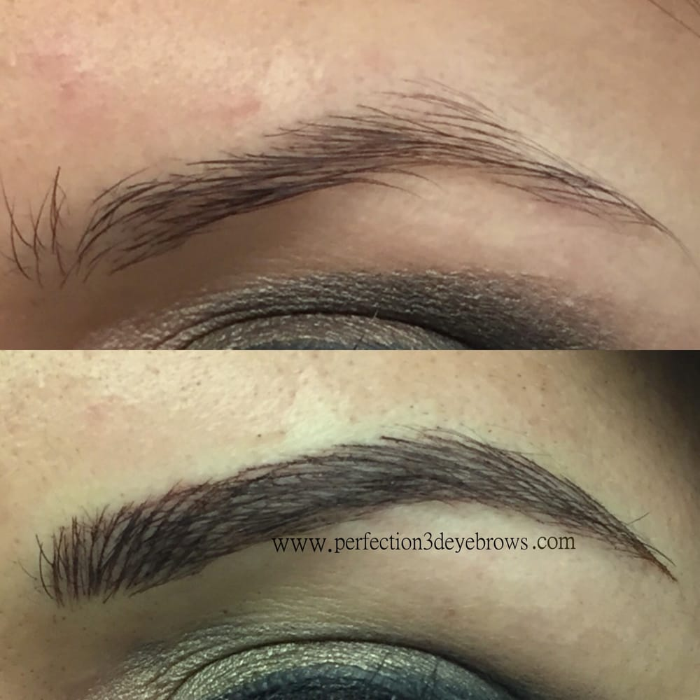 Photos for Perfection 3D Eyebrows - Yelp