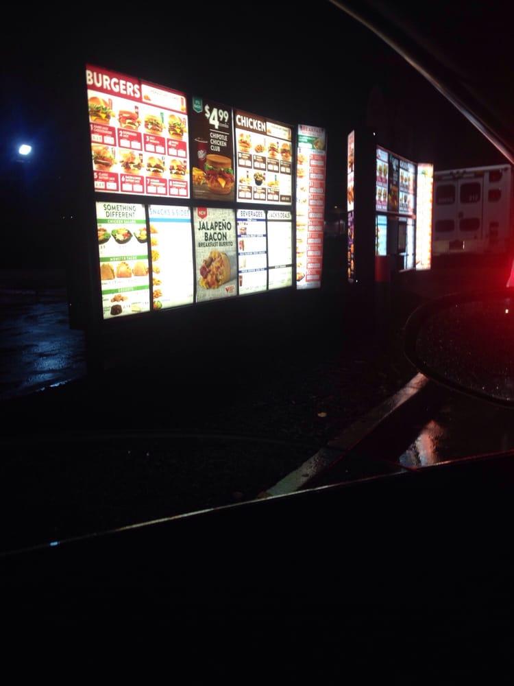 Drive Thru Restaurants Near Me