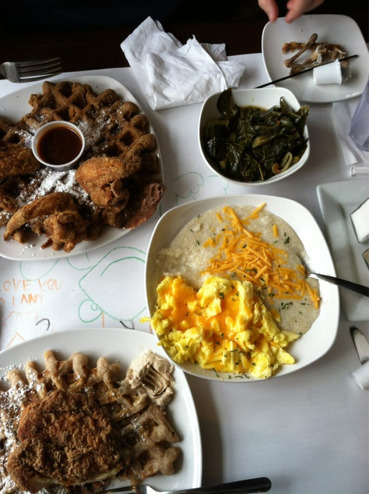 Soul Food Restaurants Greensboro Nc