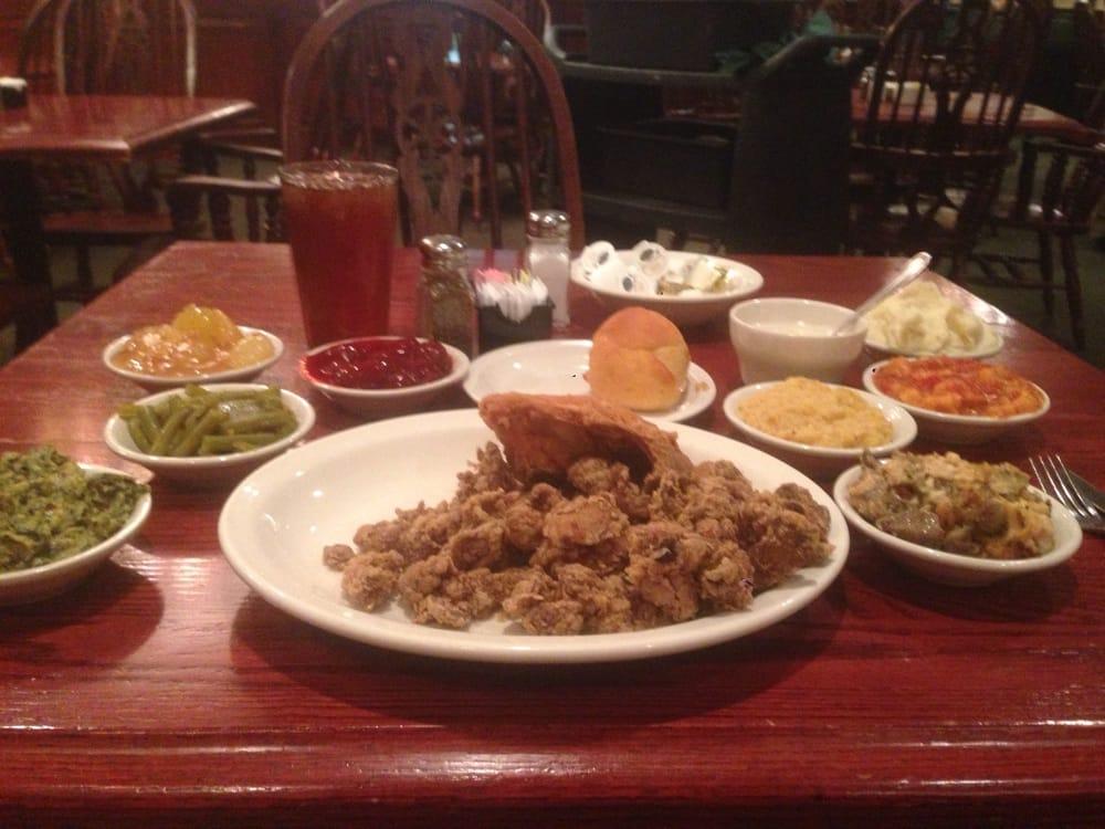 Southern Food Buffet Near Me