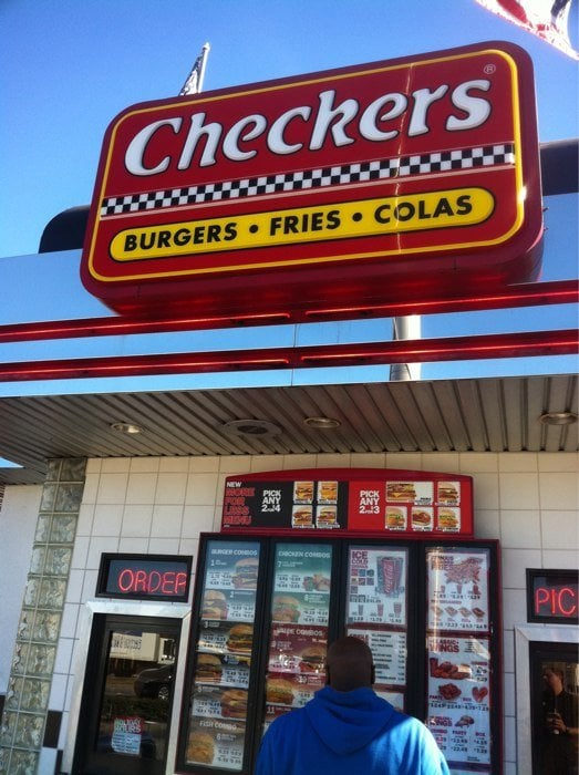 Fast Food Restaurants 32804
