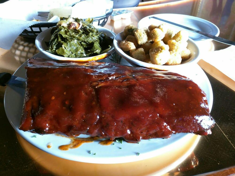 Soul Food Restaurants Southfield Mi