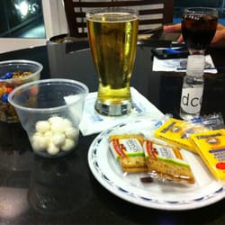 Continental Airlines President's Club - Lounges - Terminal ...