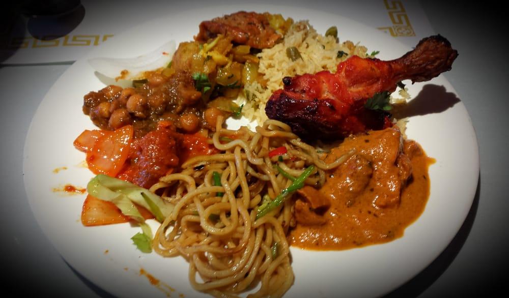 Dinner Buffet Near Me Indian