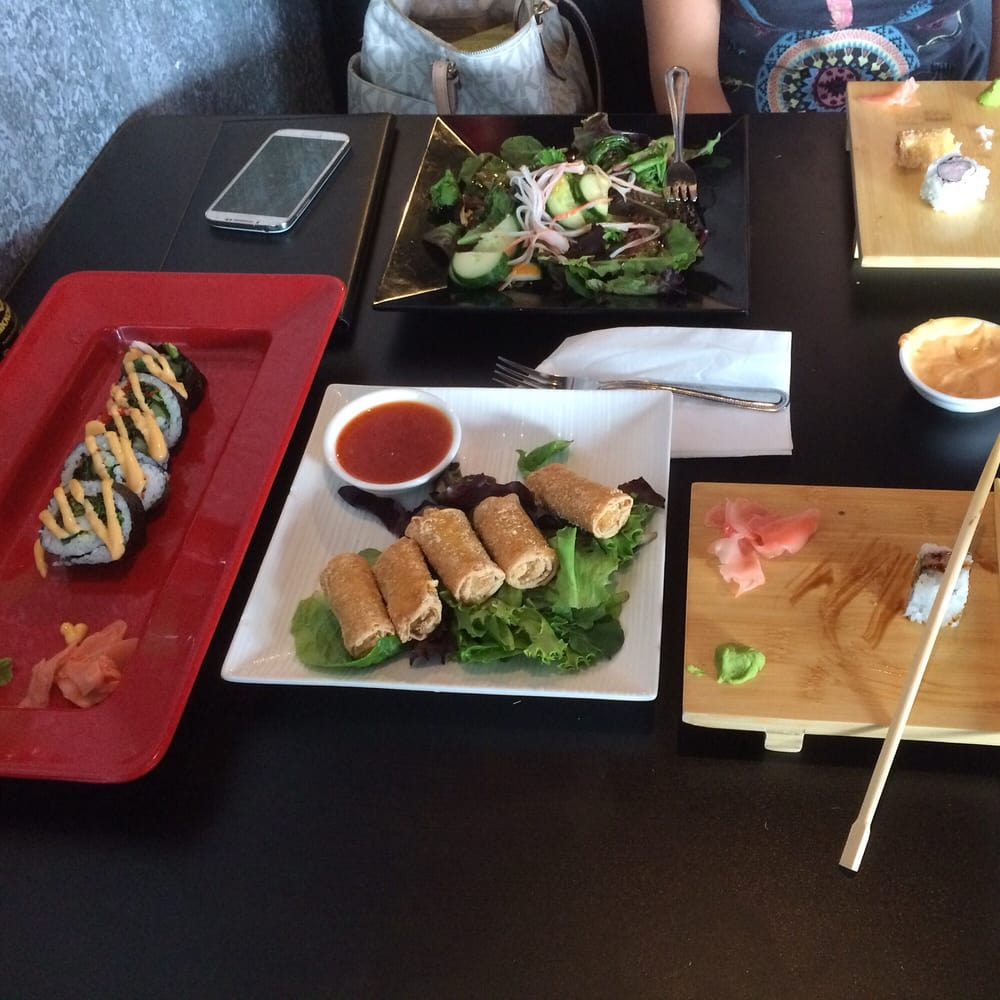 Best Rated Sushi Restaurants Near Me