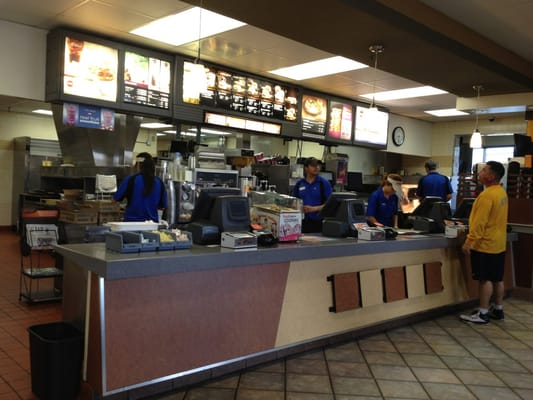Fast Food Near Location