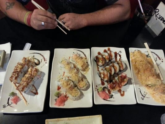 All Sushi Restaurants Near Me