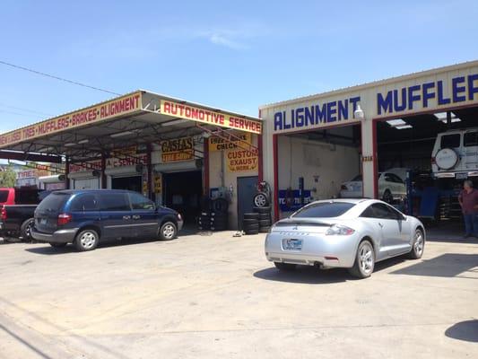 Flat Fix Tire Shop Near Me