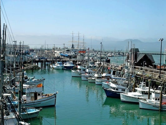 San Francisco Seafood Restaurants Fishermans Wharf