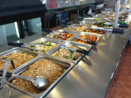 Find Chinese Buffet Near Me