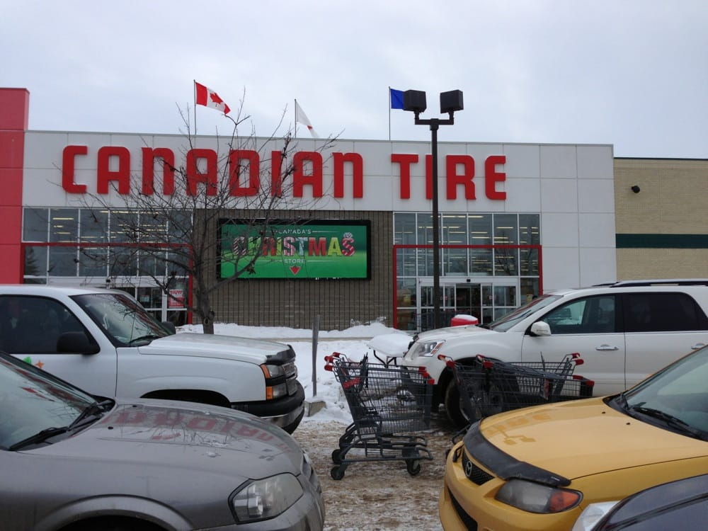 Fountain Tire 23 Avenue Edmonton