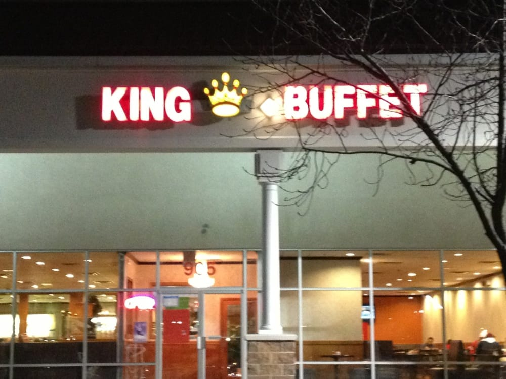 Top 10 Buffets Near Me