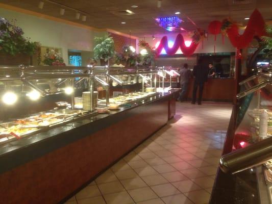 Bar B Que Buffet Near Me
