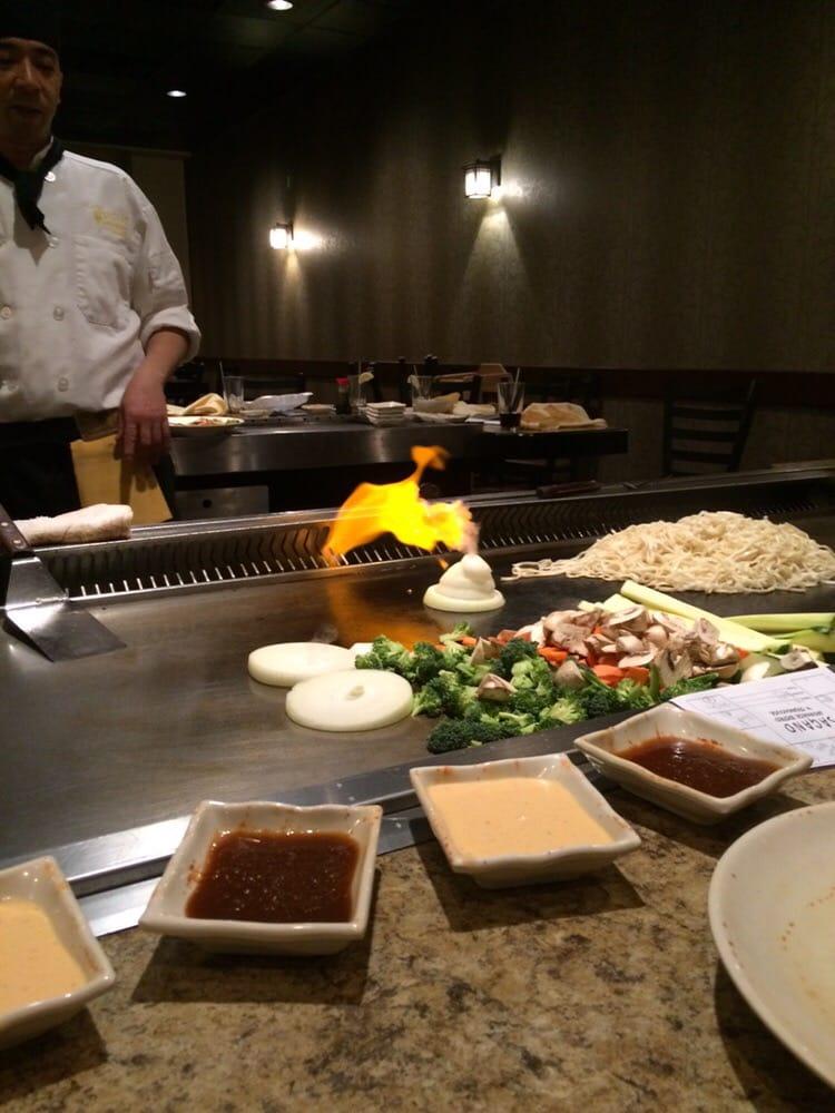 Best Japanese Steakhouse Near Me
