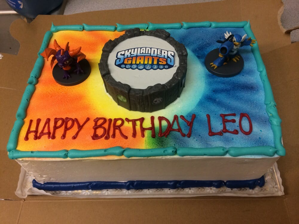 Bakery Birthday Cake Near Me