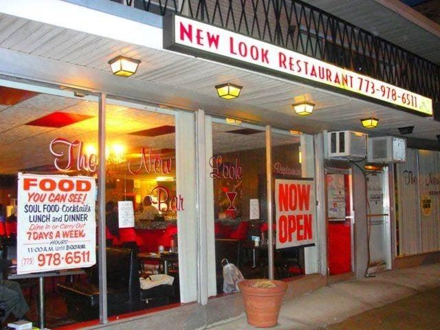 Soul Food Restaurant 60644