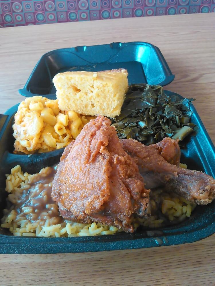 Soul Food Restaurants Florida