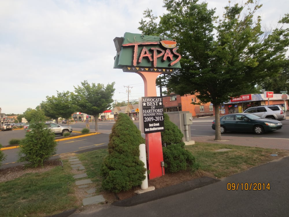 Tapas Restaurant West Hartford