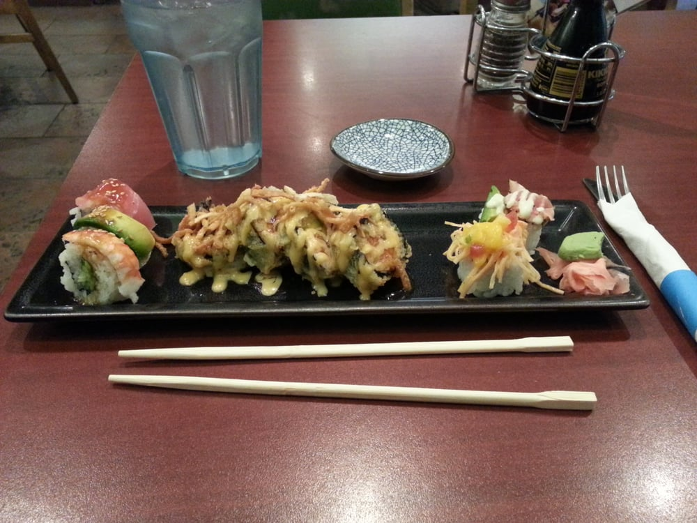 Highest Rated Sushi Near Me