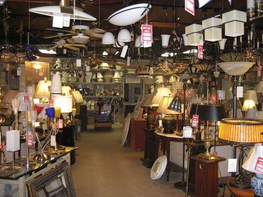 Lamp Lighting Gallery 9691 Fairfax Blvd