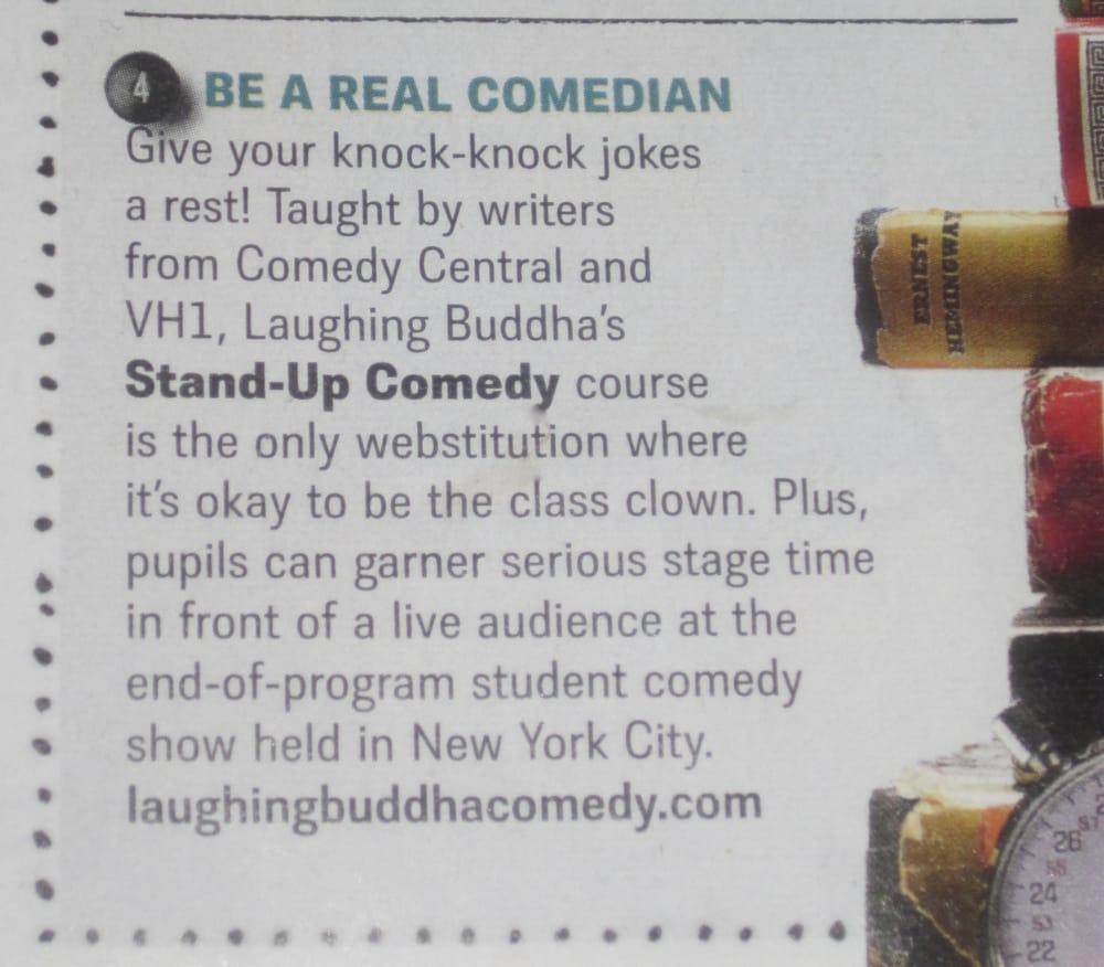 LBC in Rachael Ray Magazine! - Yelp