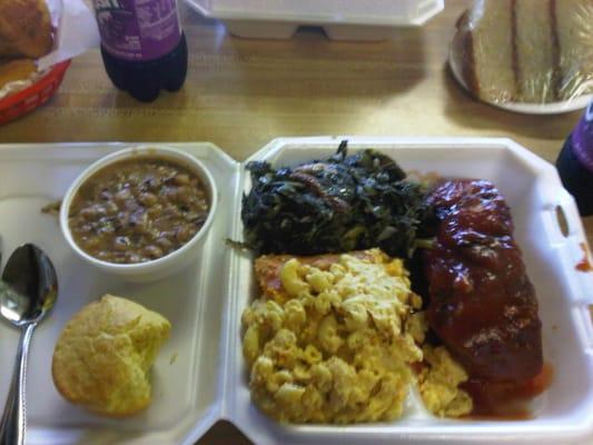 Find Soul Food Restaurant