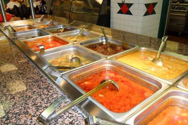 Mexican Food Buffet Near Me