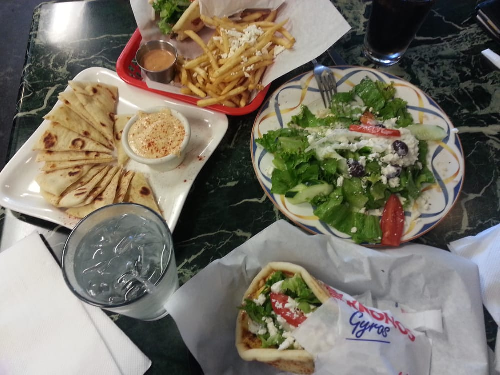 Greek And Mediterranean Restaurants Near Me