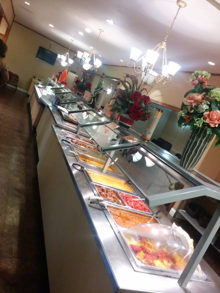 Vegetarian Buffet Near Me