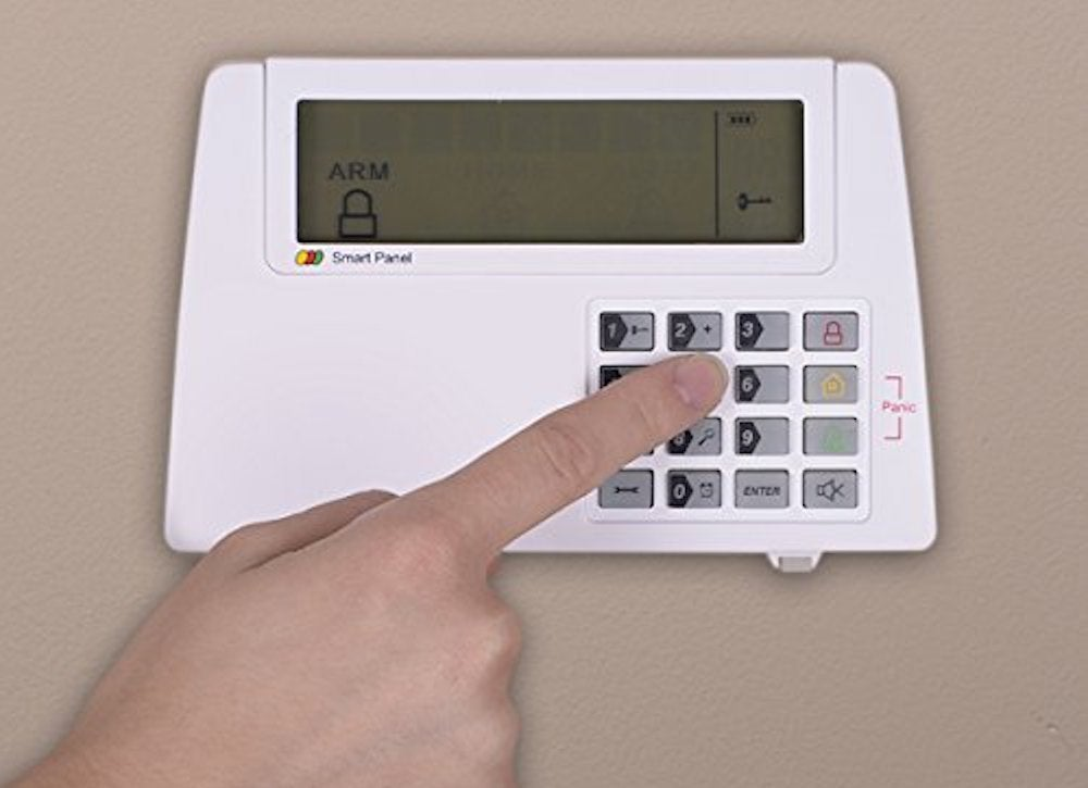 Diy Home Security Alarm Systems