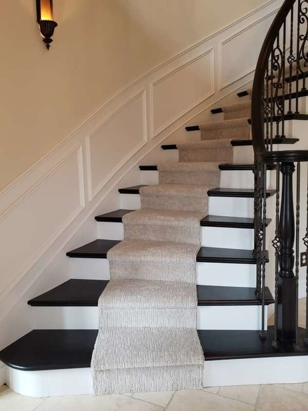 The 13 Best Carpet Colors For The Home Bob Vila | Best Carpet For Bedrooms And Stairs | Berber Carpet | Patterned Carpet | Beige | Stair Runner | Hardwood