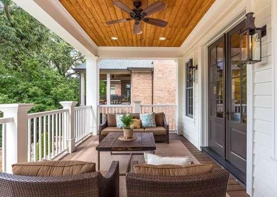 Porch Ideas 14 Inventive Design Inspirations Bob Vila | House Steps Design Outside | Renovation | Fancy | Second Floor | Interior | Patio
