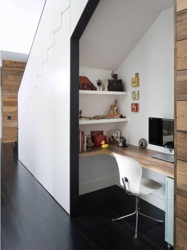 Under Stair Storage 17 Clever Ideas Bob Vila | Mini Bar Design Under Stairs | Stairs Cupboard | Basement Remodeling | Wine | Storage | Basement Stairs Ideas