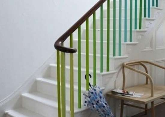 Staircase Railing 14 Ideas To Elevate Your Home Design Bob Vila | Metal Railing For Steps Outside | Front Porch | Deck Stair | Aluminum | Deck Railing | Staircase