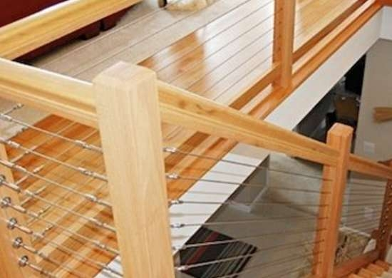 Staircase Railing 14 Ideas To Elevate Your Home Design Bob Vila | Wood And Metal Stair Railing | Outdoor | Modern | Newel Post | Basement | Contemporary