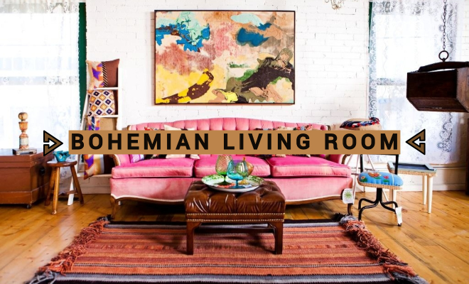 25 Bohemian Style Decor Ideas To Design Your Living Room Interior Bohemian Style Interior Design  Are you looking for a calm  relaxed and  cultured home decor  No need to look further when you hear the word   Bohemian